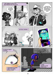 Space Race - page 22 by JimSam-X