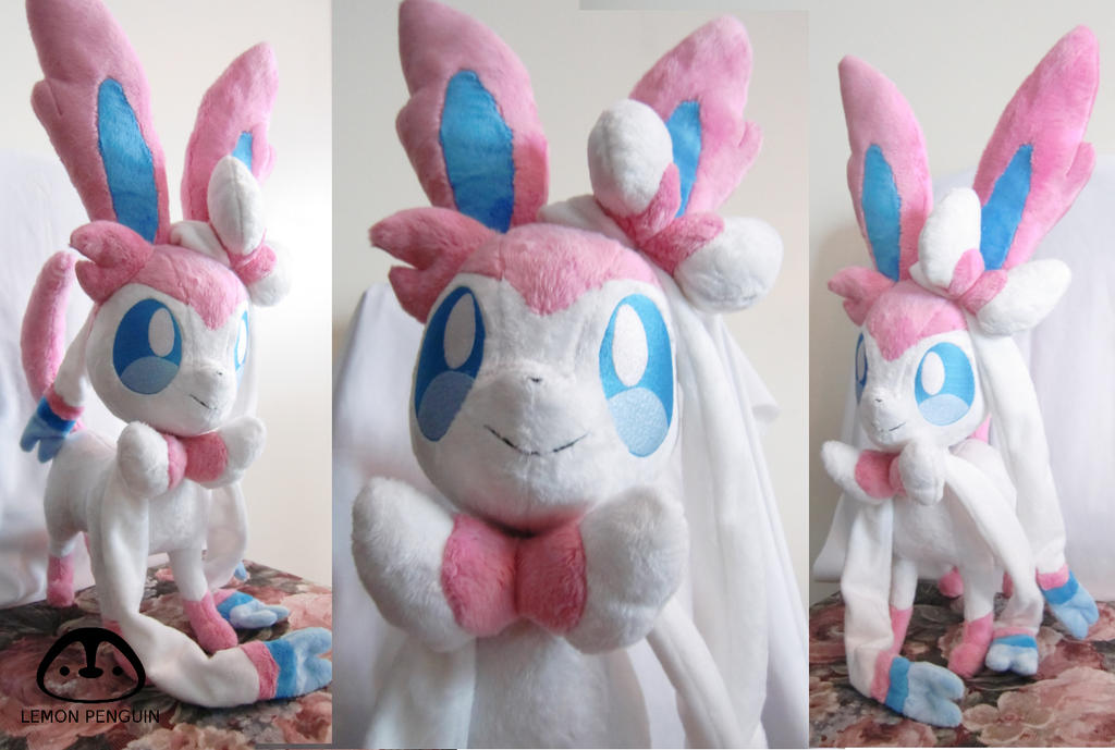 Sylveon Second Group Picture by Lemonpez
