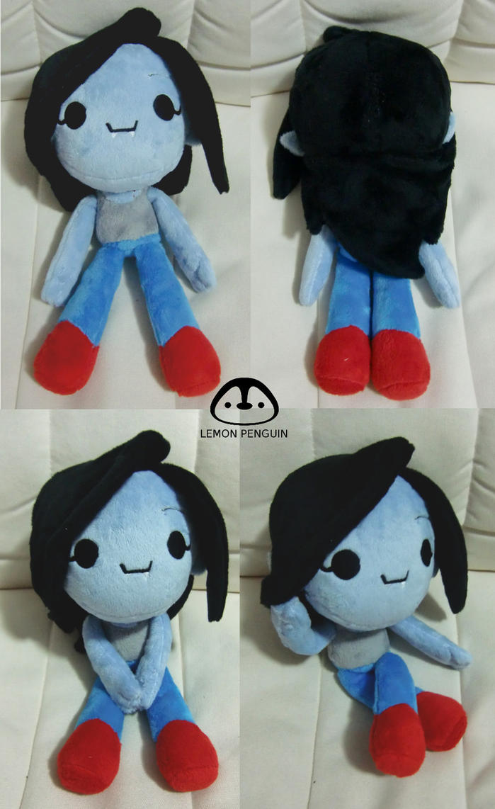 Marceline Plush by Lemonpez