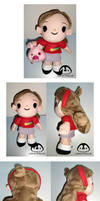 Mabel Pines and Waddles Doll Set