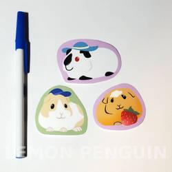 Guinea Pig Stickers