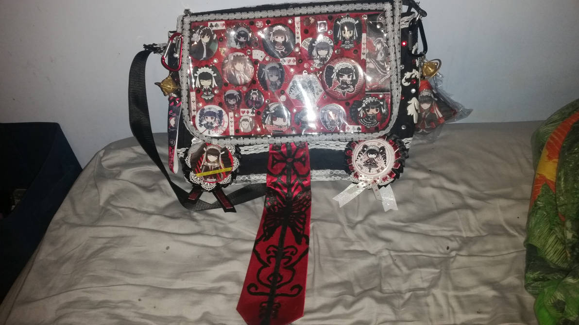Danganronpa Celestia Ludenberg Ita-bag by Renaul on DeviantArt