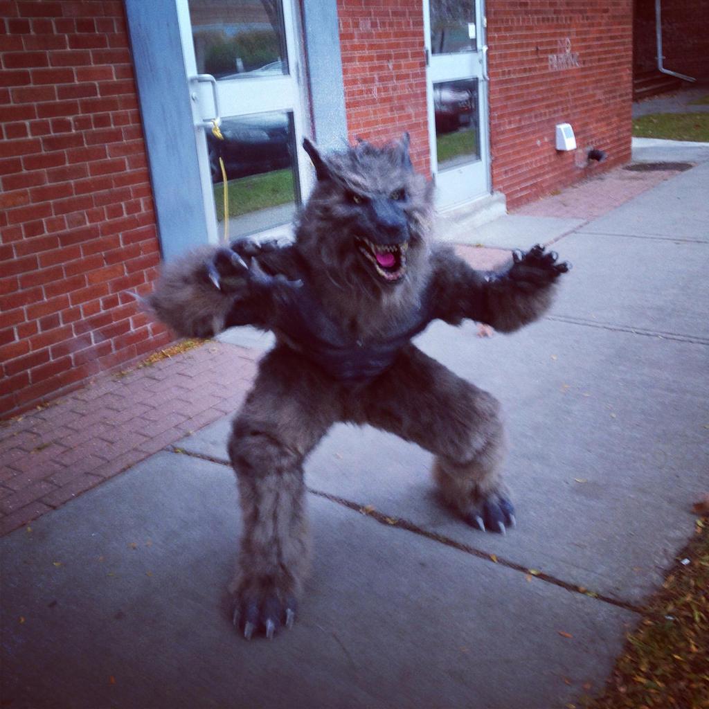 ... Werewolf / lycan homemade costume by TEDDSK33T & Werewolf / lycan homemade costume by TEDDSK33T on DeviantArt