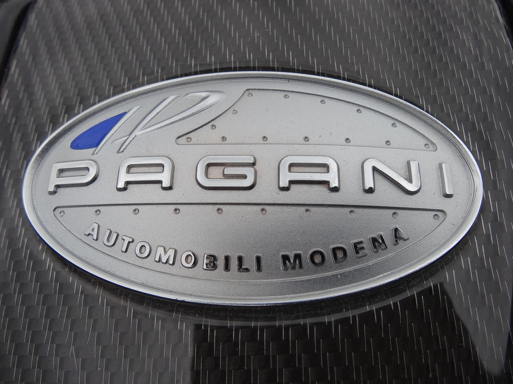Pagani Logo by Jupiter-Fox on DeviantArt