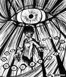 Ojos que no ven by ClockWorkChicken