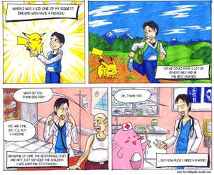 I want my pikachu by ClockWorkChicken
