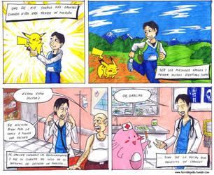Quiero mi Pikachu by ClockWorkChicken