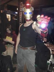 Iron Man Costume by ClockWorkChicken