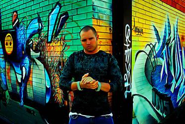 Houston Graffiti Land by digitaltwist