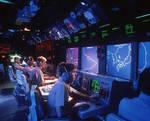 Blue Control Room