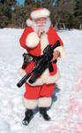 Santa Clause Is Coming to Town