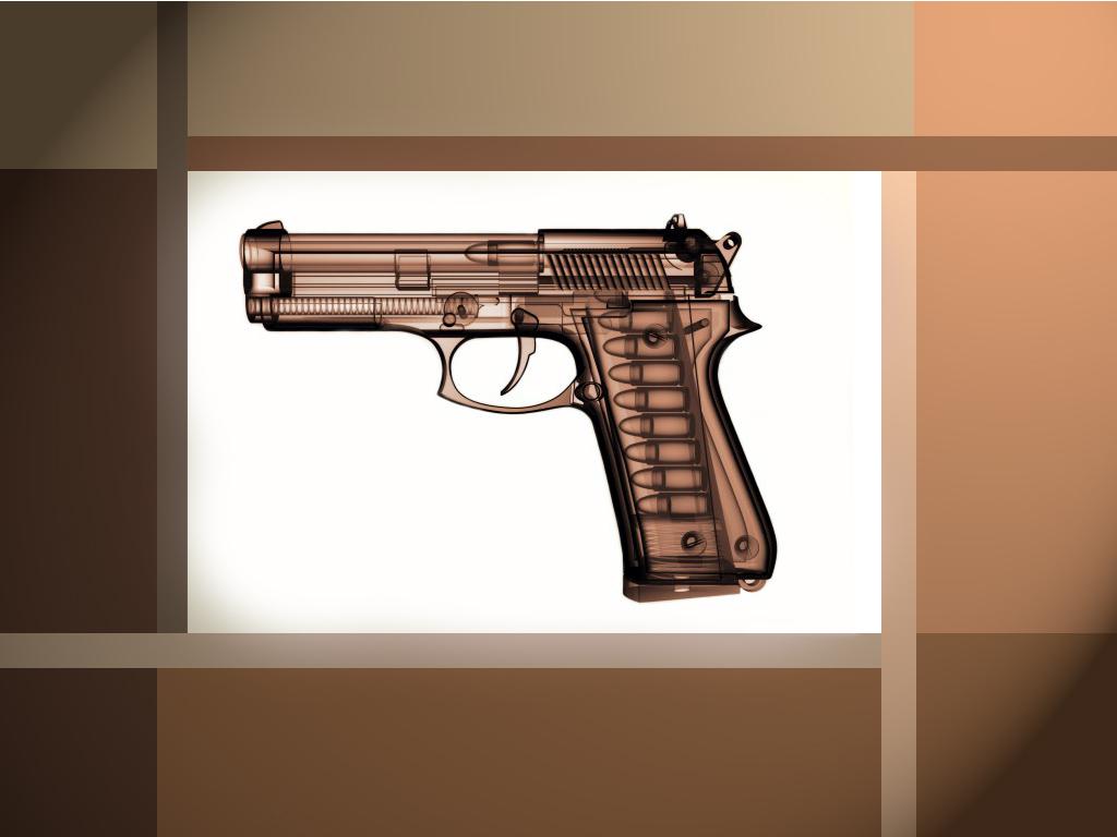 Gun X Ray Wallpaper By Digitaltwist On Deviantart