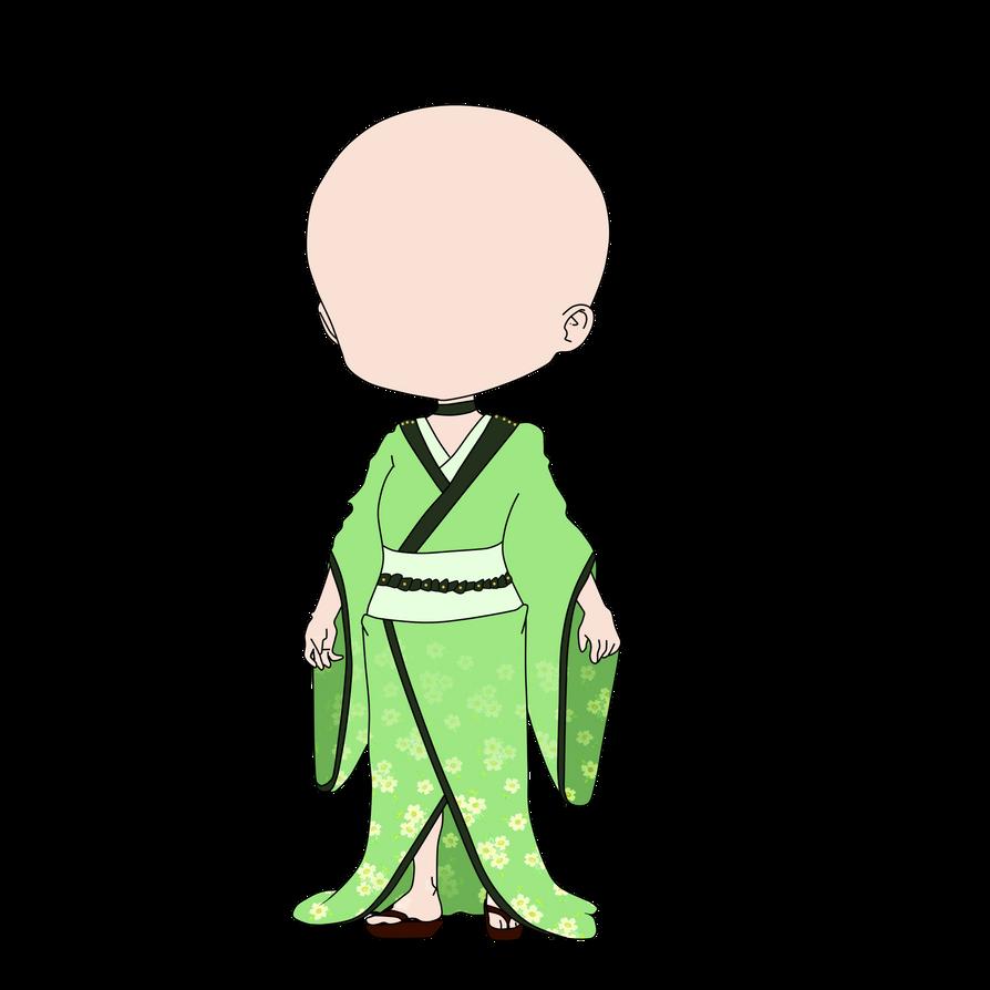 Kimono Open
