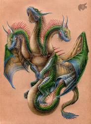 The Urals Serpent