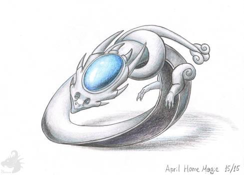 April Home Magic 15 - Dragon-ring
