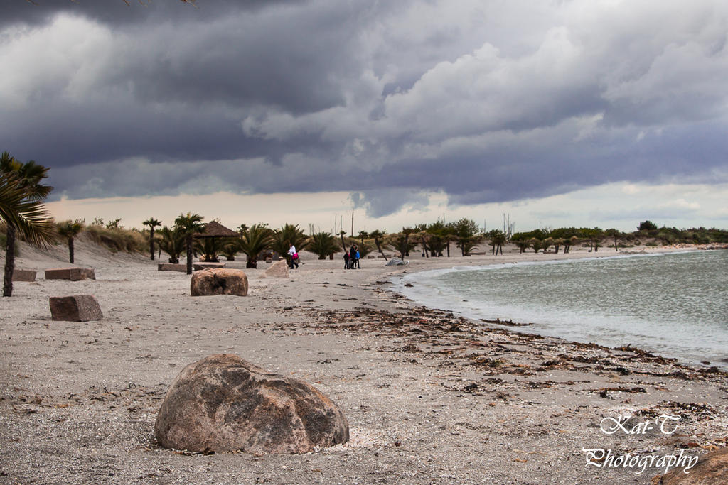 Beach View by Kat-T-Photography