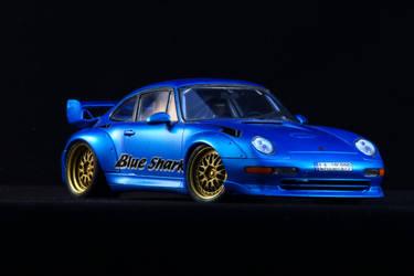 Porsche GT2 Tamiya 1:24 by LarsenGR