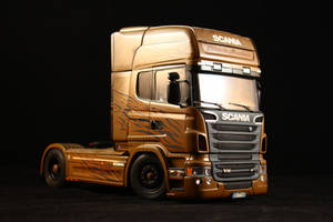 Scania R730 - italeri 1:24 by LarsenGR