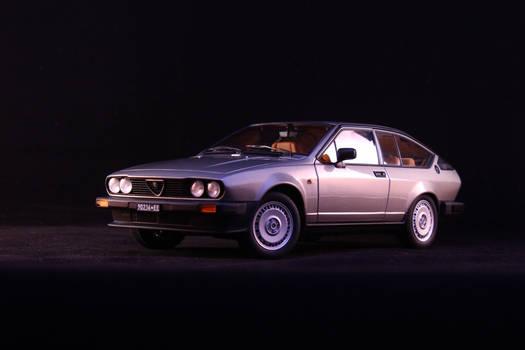 AUTOart - Alfetta GTV 1:18