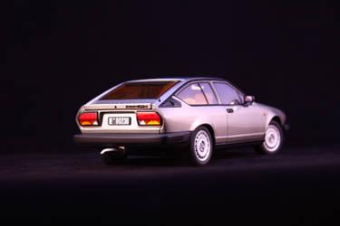 AUTOart - Alfetta GTV 1:18 by LarsenGR