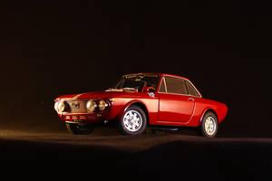 AUTOart - Lancia Fulvia 1.6HF by LarsenGR