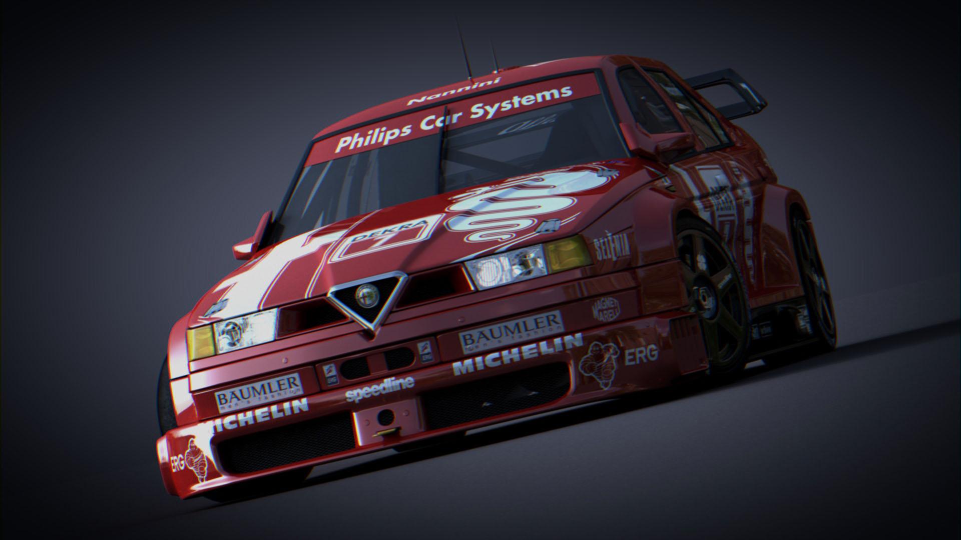 Alfa Romeo 155 V6 TI DTM by LarsenGR