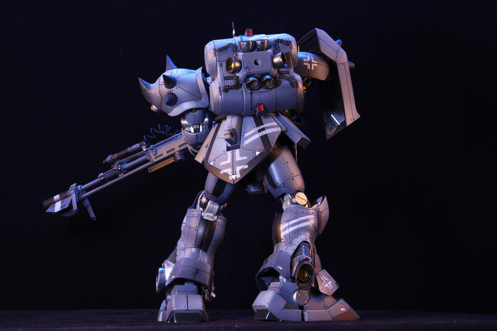 Geara Doga rev.2 by LarsenGR