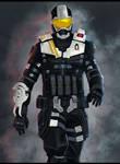 Mass Effect 3 - Cerberus Engineer
