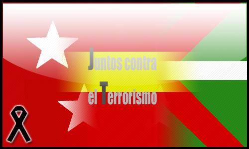 Juntos contra el Terrorismo by morp