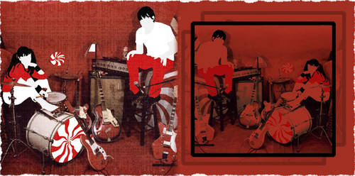 peel session THE WHITE STRIPES by morp