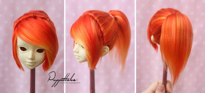 Yarn Wig for MSD