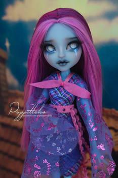 Kiyomi Haunterly Monster High Customization