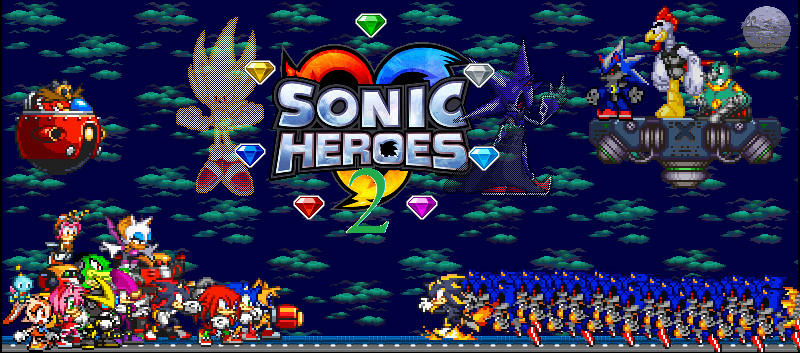 Sonic Heroes 2 'finished'