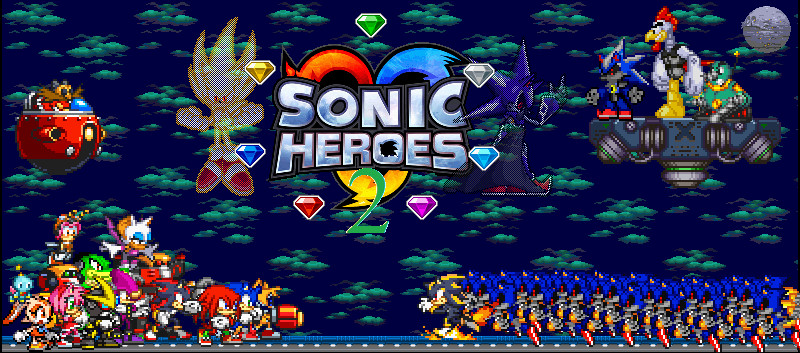 Sonic Heroes 2 скачать торрент - фото 7