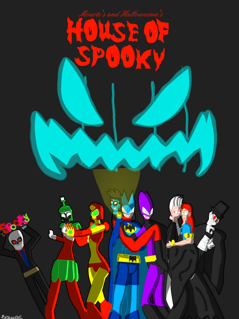 House of Spooky by BatboyEXE