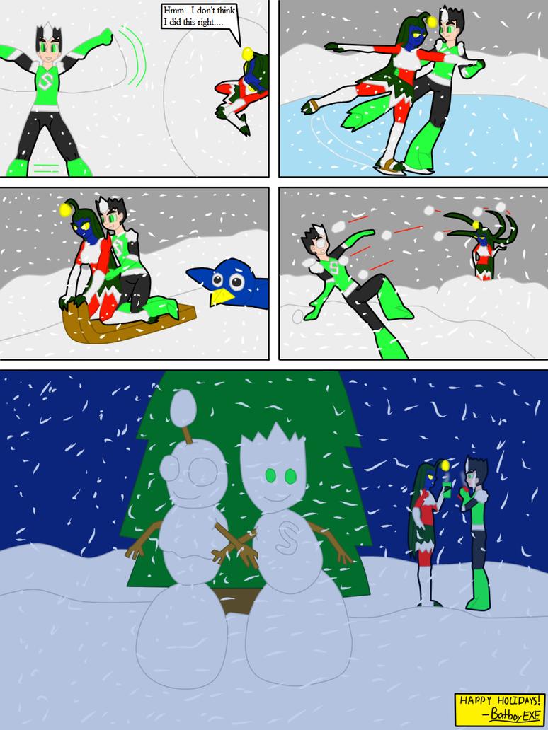 Let it Snow by BatboyEXE