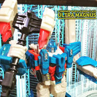 Ultra Magnus (Robot Mode)
