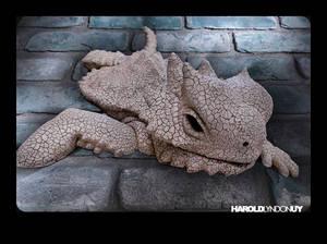 Lizard Golem
