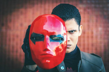 Jason Todd, The Red Hood - The Anger Inside by DashingTonyDrake
