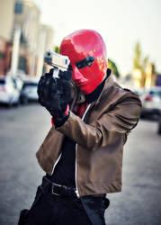 Jason Todd, The Red Hood - Deadly Vengeance by DashingTonyDrake