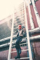 Jason Todd, The Red Hood - High Speed Breakout by DashingTonyDrake