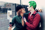 The Riddler Feat. The Joker - Harley Who? by DashingTonyDrake
