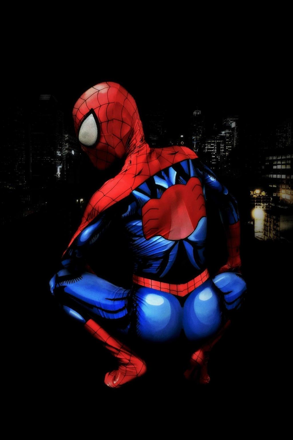 ultimate spiderman powerman - photo #28
