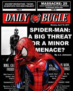 Ultimate Spider-Man - Media Manipulation