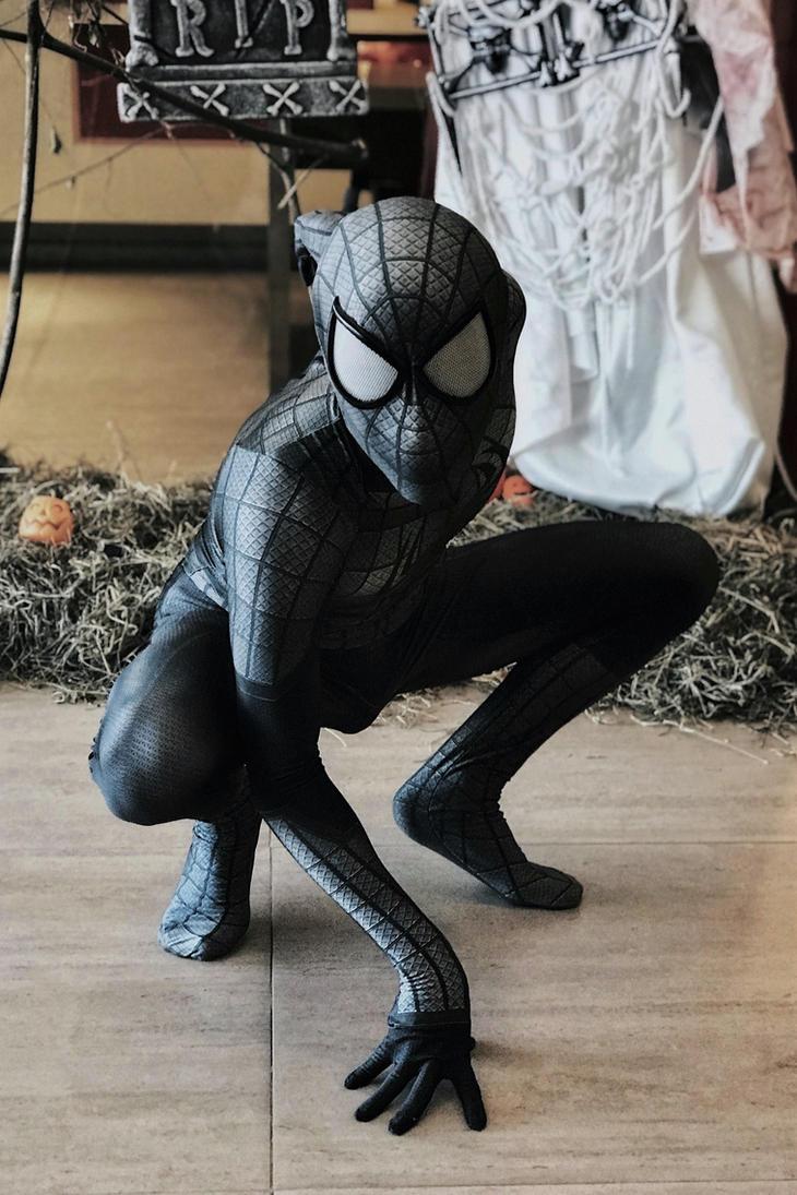 Armored Spider-Man - Halloween Special by DashingTonyDrake