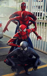 Into The Spider-Verse - Too Many Spideys! by DashingTonyDrake