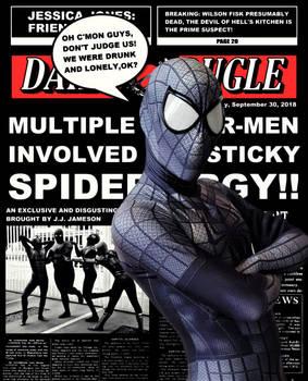 Into The Spider-Verse - Media Manip... Nevermind