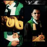 Tom Marvolo Riddle - Dark Halloween #HP by DashingTonyDrake