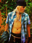 Snow Villiers - FFXIII -  Cool for the Summer by DashingTonyDrake