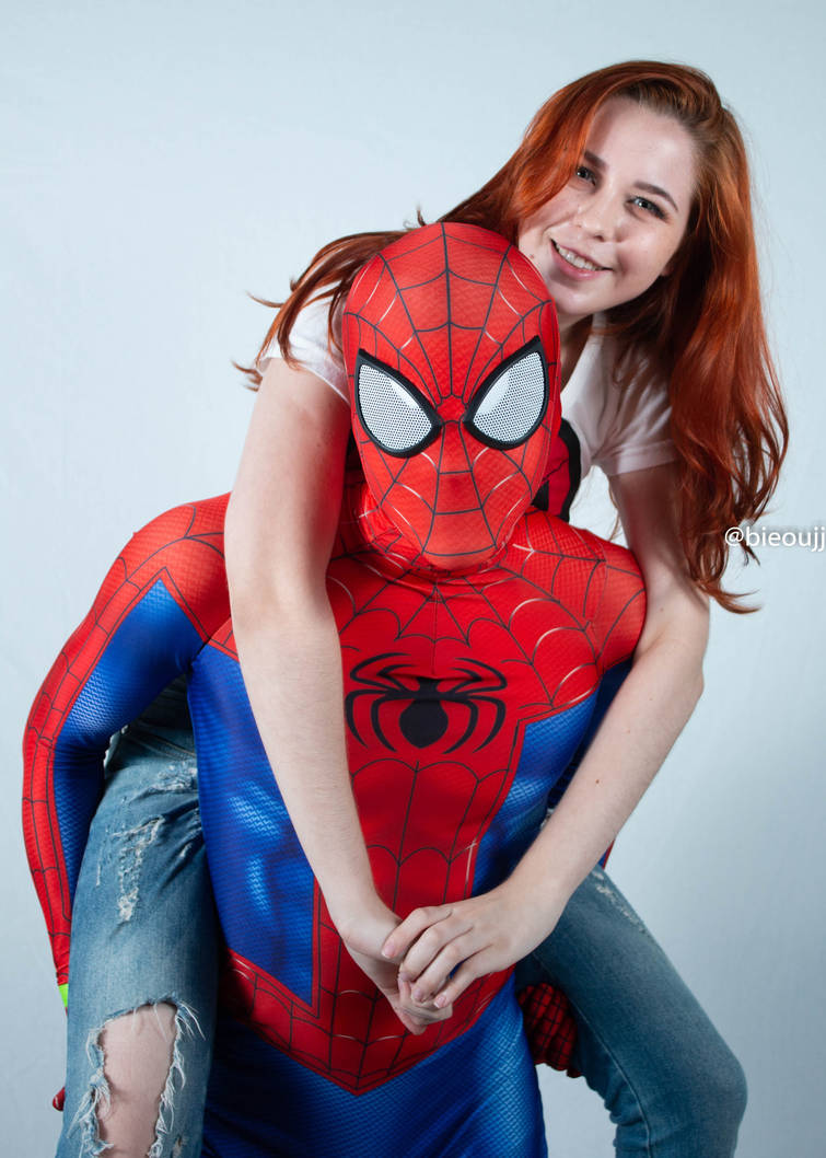 Spider-Man and Mary Jane - Happy Ending by DashingTonyDrake